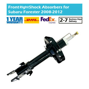 Front Right Gas Shock Absorbers Fit Subaru Forester SH SH9 EJ204 FA20 20310SC101