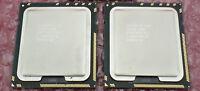 2x Intel Xeon E5506 2.13GHz Quad Core 4MB Cache CPU Processor SLBF8 LGA1366