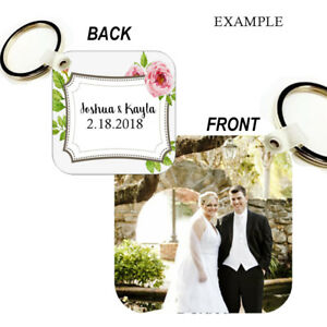 CUSTOM-Key-Chain-Ring-YOUR-PHOTO-DESIGN-LOGO-TEXT-VERY-NICE-GIFT-BAG-TAG