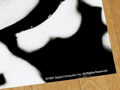 Apple Think Different Poster Joan Baez //24 x 36 by Steve Jobs 91 cm x 61 Cm