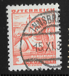 posted 15th November 1934 AUSTRIA Sg717 3g Burgenland USED PM Innsbruck - London, United Kingdom - posted 15th November 1934 AUSTRIA Sg717 3g Burgenland USED PM Innsbruck - London, United Kingdom