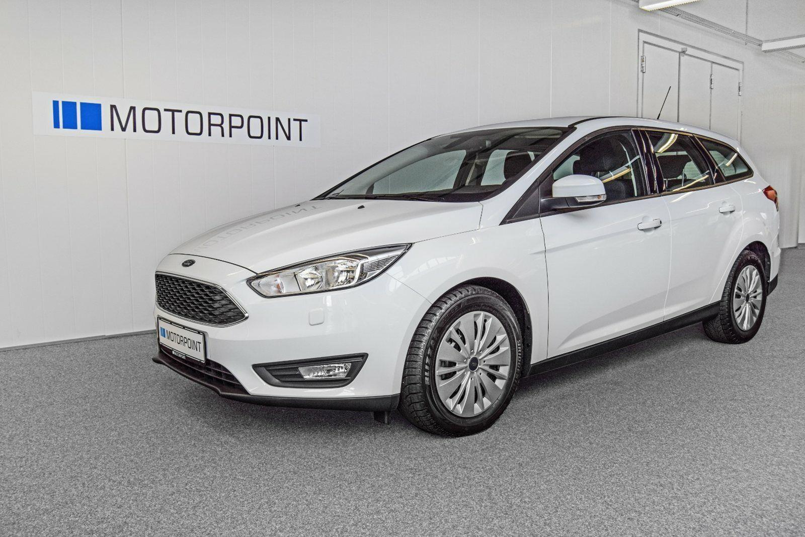 Ford Focus 1,0 SCTi 125 Business stc. 5d - 158.900 kr.