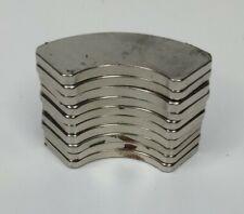 Lot Of 10 Neodymium Rare Earth Hard Drive Hdd Magnets No Brackets