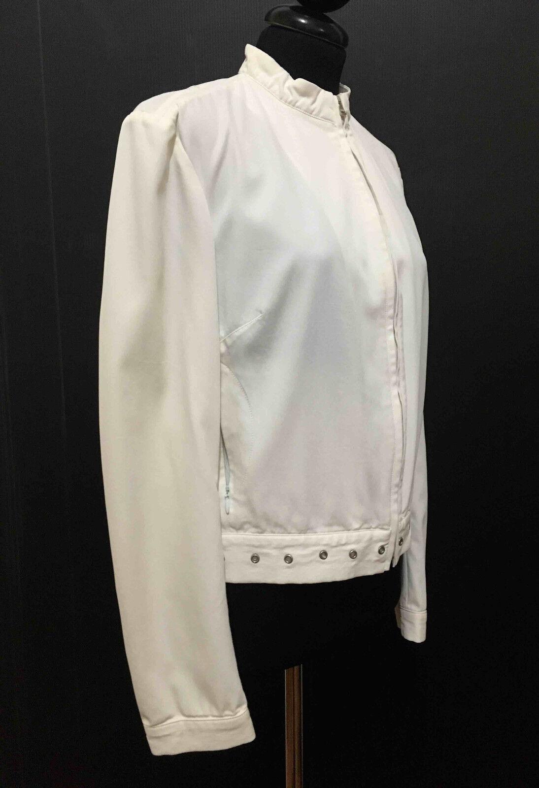GFF GIANFRANCO FERRE Giubbotto Giacca Donna Elegance Donna Jacket Jacket Jacket Sz.S - 42 d3ed20