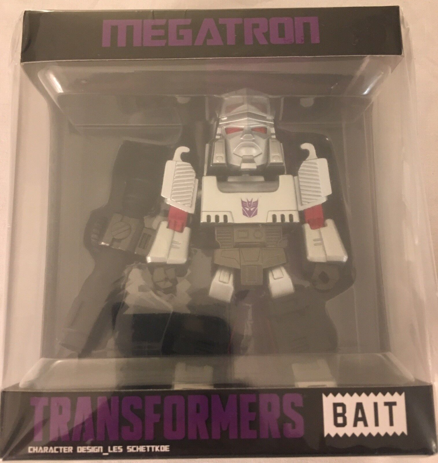 SDCC 2017 Comic Con BAIT Exclusive MEGATRON Switch Transformers 4.5