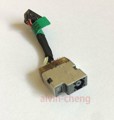 HP Pavilion 15-N267SA DC Power Jack Charging Port Socket Connector Harness Wire