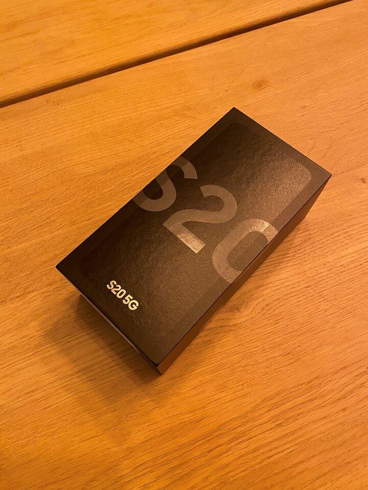 Samsung SAMSUNG GALAXY S20 5G , 128 GB , Perfekt