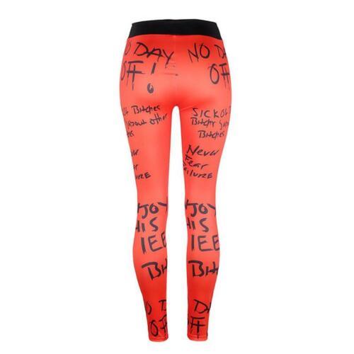 Calzasdeportivademujer Sport Leggings Yoga Pantalon Leggings Love squats Pantalon YW
