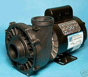 4hp Waterway Executive Spa Pump New In Box 3721621-1D 3721621-13
