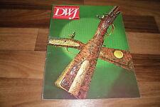 DWJ / Deutsches Waffen-Journal Nr. 12 / 1982 -- Scharfschützengewehr Hessen