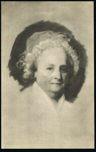 Vintage-Almours-Securities-Martha-Washington-Postcard