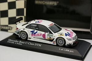 Minichamps-1-43-Mercedes-Classe-C-AMG-DTM-2008-Stoddart