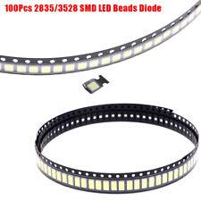 100pcs 28353528 Chips Smd Led Beads 1w 3v Cold White Light For Tv Led Dss
