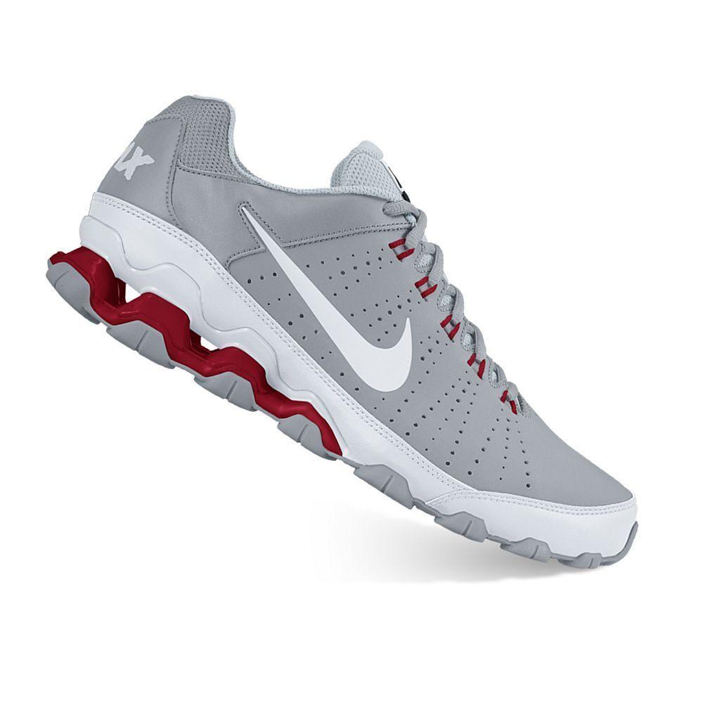 Flash Sale! NIB Men's Authentic Nike Reax TR 9 LTD Torch Running  Shoes Gray 016