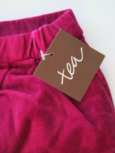 NWT Tea Collection Toddler Girl/'s Velvet Magenta Pants Bottoms 2T//3T Holiday