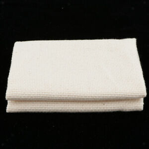 Blank-Cotton-Monk-039-s-Cloth-for-Cross-Stitch-Embroidery-Fabric-or-Home-Decor