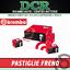 Kit pastiglie BREMBO P59077 CHEVROLET TRAX 1.6 D 136CV 100KW DAL 2014 AL 2015