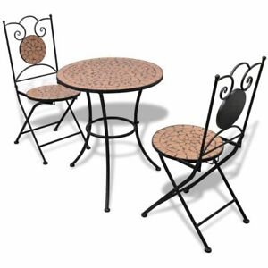vidaXL-Bistro-Table-60cm-Mosaic-with-2-Chairs-Terracotta-Outdoor-Furniture
