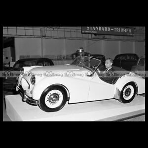 pha-018721-Photo-TRIUMPH-TR2-1954-Car-Auto