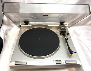 Pioneer-PL-S30-Auto-Return-Stereo-Turntable-Tested
