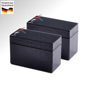 2x 12 V Batterie F Rbc32 Apc Back Ups Rs Br800i Br1000i Plomb Gel Batterie 7ah 8ah 9ah-afficher Le Titre D'origine