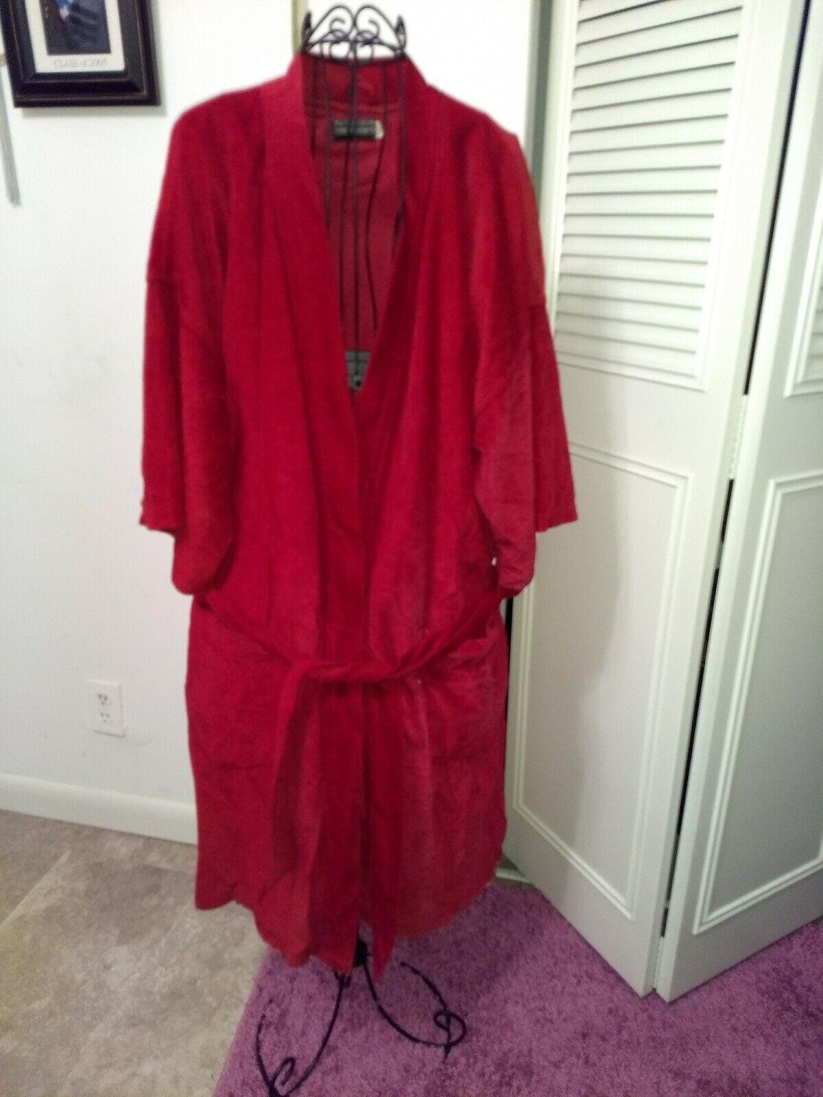 The herren store Bloomingdales. One Größe herren bath robe.