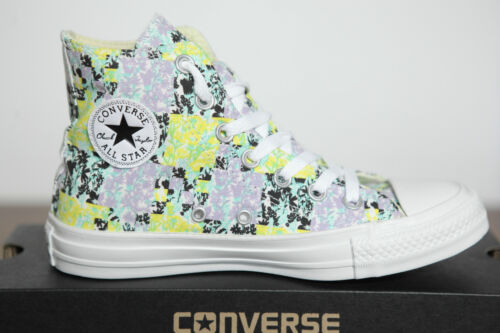 Neu All Star Converse Chucks Hi Multi white 542558c Sneaker Gr.37,5 UK 5