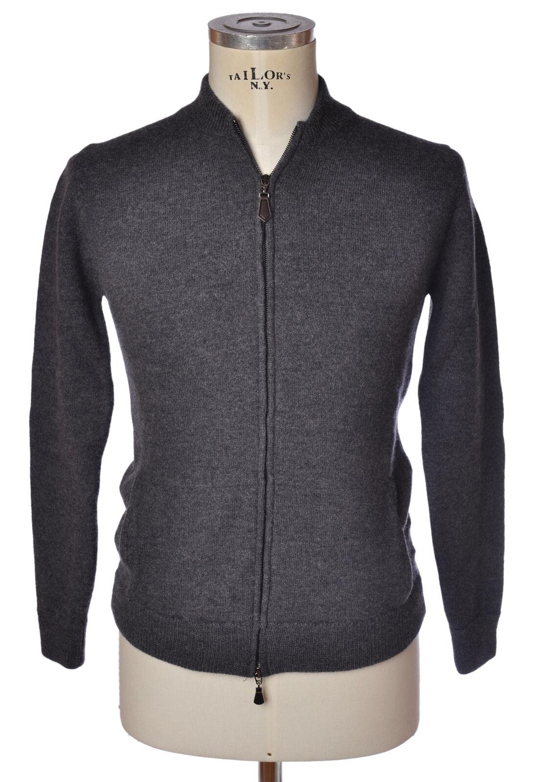 Alpha - Knitwear-Cardigan - man - Grau - 735517C183558