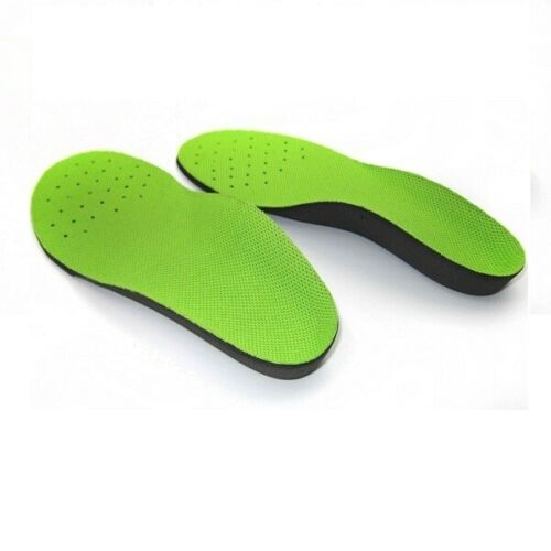 Kids Flatfoot Corrective Insoles Orthotic Arch Support Shoe Insoles for Flatfeet