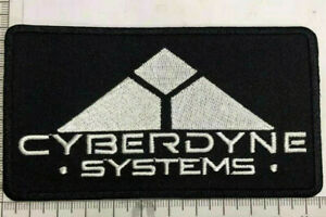 CYBERDYNE SYSTEMS Logo  Embroidered Sew-on /Iron-on Patch/Logo