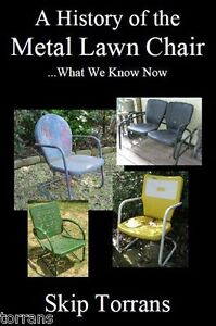 Vintage Metal Lawn Chairs A History of the Metal Lawn Chair WhatMetal Lawn Chair   eBay. Antique Motel Chairs. Home Design Ideas