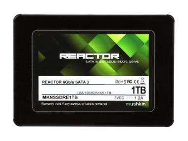 Mushkin Enhanced Reactor 2.5