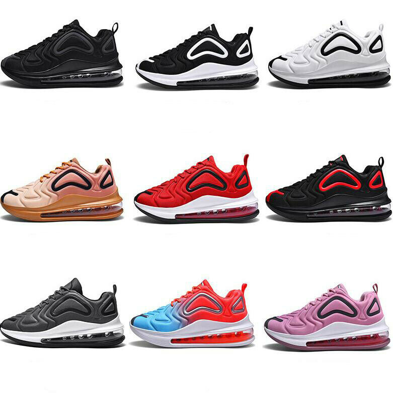 Mens Air Cushion Sneakers Shoes Womens Sport Trainers Running Gym Casual Shoes