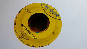 Otis-Clay-45-Got-to-Find-a-Way-A-Lasting-Love-One-derful-Funk-Northern-Soul