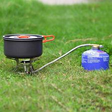 Outdoor Portable Camping Stoves Picnic Gasoline Propane Gas Multi Fuel Stove MA