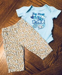 Clothing, Shoes & Accessories Girls Outfit 3-6 Months Baby & Toddler Clothing