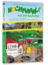 Nochmaaal - Auf dem Bauernhof: - Meine erste DVD - für Kinder ab 2 Jahren