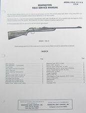 "1945 REMINGTON Model 511 Jimmie/'s First Gun Father Metal Sign Repro 9x12/"" 60419"