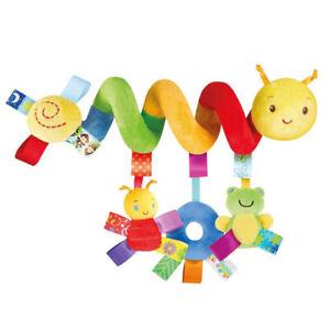 Tier-Spirale-Spielzeug-Kinderwagen-Spielzeug-Bett-hA-ngen-Spielzeug-Spi-mkl