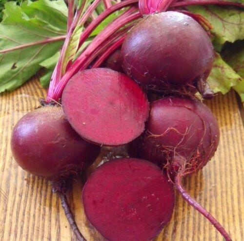Detroit Dark Red Beets Seed ¼oz to 4oz Heirloom Beet Root Vegetable Seeds