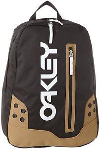 a2961f0b18 NWT OAKLEY B1B PACK Black SCHOOL Backpack LAPTOP SLEEVE Book Bag ...