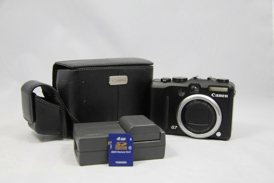 Undervandskamera Canon