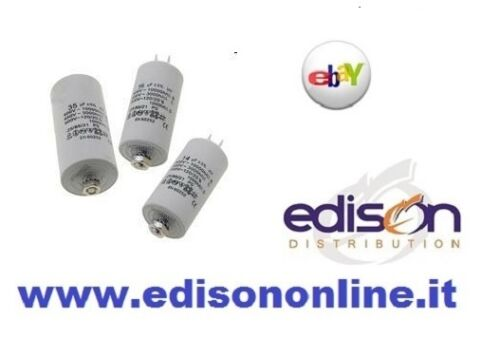 Capacitor for correction 50uf engines