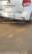 car dicky chrome garnish for MARUTI SUZUKI ERTIGA