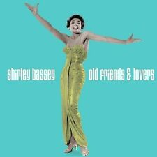 Old Friends and Lovers by Shirley Bassey (CD, Jan-2003, Fuel 2000) NEW SEALED