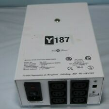 Toroid Isb 060w Medical Grade Isolation Transformer