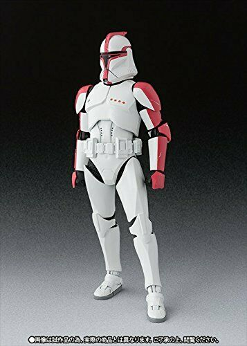 Bandai S.H.Figuarts Star Wars  The Clone Trooper Phase 1 Natio soul captain