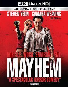 Mayhem (4K Ultra HD)(UHD) 14381102741