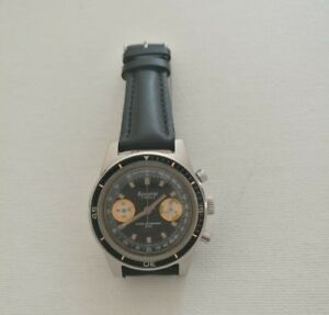 31e9c1676 Image is loading 1960s-ACCURIST-SUPER-WATERPROOF-300-CHRONOGRAPH-Cal-248-
