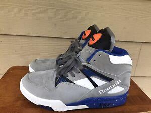 Reebok-The-Pump-Twilight-ERS-Grey-Dee-Brown-Shaq-Men-039-s-Sneakers-Shoes-Sz-8